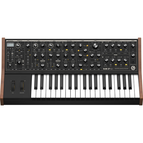 Moog Sub 37 Tribute Edition Paraphonic Analog Synthesizer