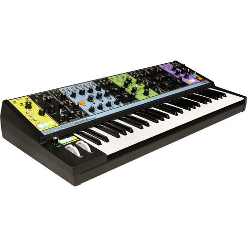 Moog Matriarch 4-Note Paraphonic Semi-Modular Analog Synthesizer