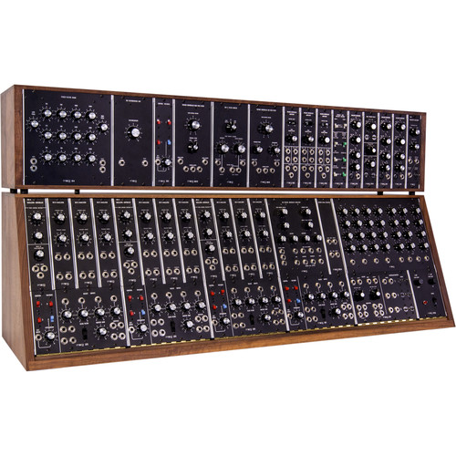 Moog Modular Synthesizer IIIc