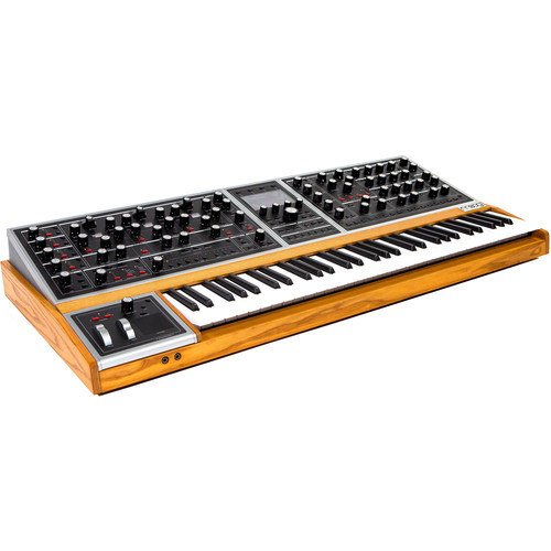 Moog One 3-Part Polyphonic Analog Synthesizer (16-Voice)