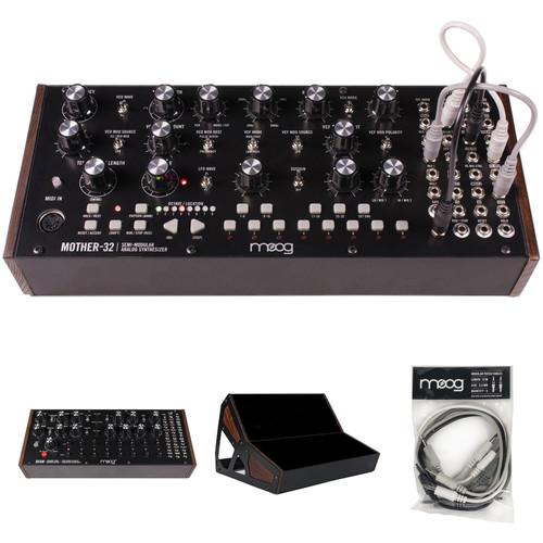 Moog Semi-Modular Kit with Mother-32 and DFAM