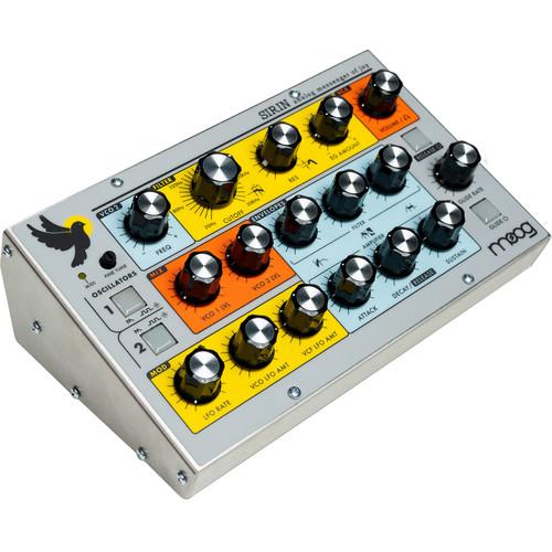 Moog Sirin Limited Edition Desktop Analog Synthesizer