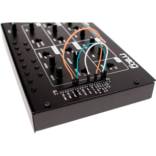 Moog Werkstatt-01: Moogfest 2014 Kit Analog Synthesizer