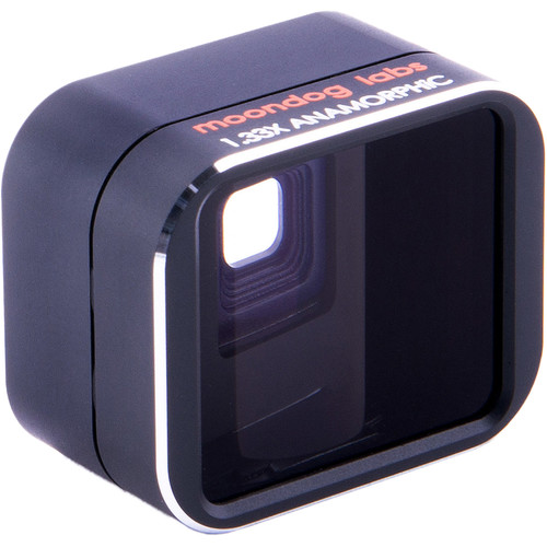 Moondog Labs 1.33x Anamorphic Adapter Lens (iPro Lens System for iPhone)
