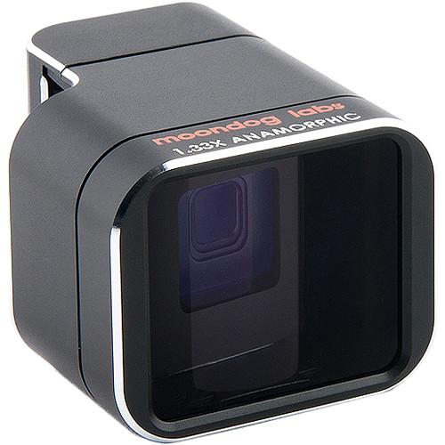 Moondog Labs 1.33x Anamorphic Adapter Lens (iPhone 8)