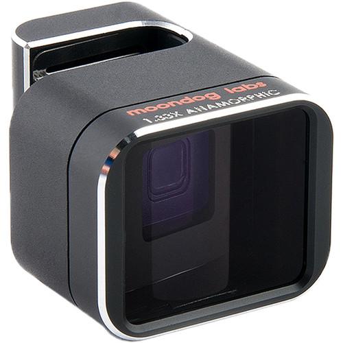 Moondog Labs 1.33x Anamorphic Adapter Lens (iPhone 8 Plus)