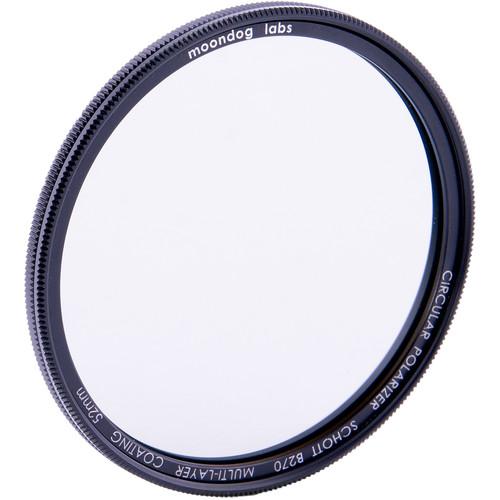 Moondog Labs 52mm Circular Polarizer