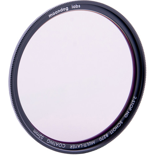 Moondog Labs 52mm ND 0.6 Filter (2-Stop)