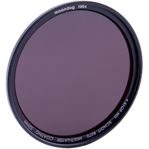 Moondog Labs 52mm ND 1.2 Filter (4-Stop)
