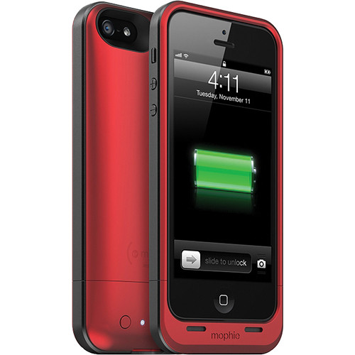 mophie juice pack air for iPhone 5/5s/SE (Red)