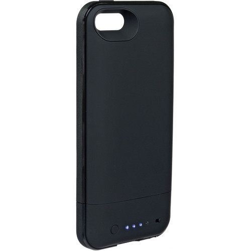 mophie juice pack plus for iPhone 5/5s/SE (Black)