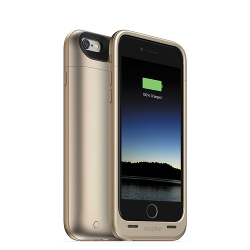 mophie juice pack air for iPhone 6/6s (Gold)