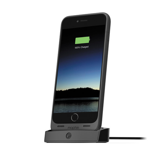 mophie Dock for juice pack for iPhone 6/6s (Black)