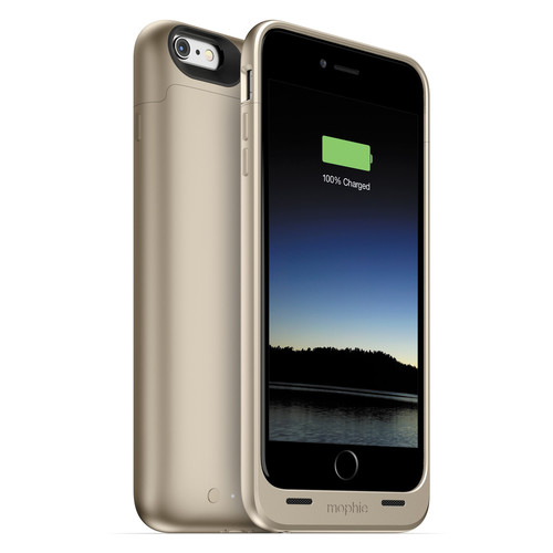 mophie juice pack for iPhone 6 Plus/6s Plus (Gold)