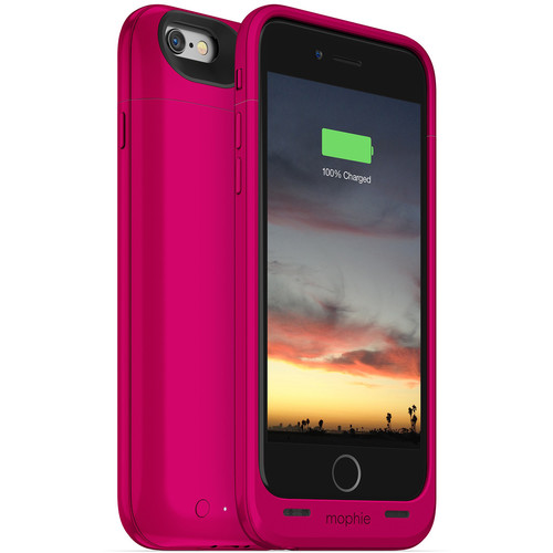 mophie juice pack air for iPhone 6/6s (Pink)