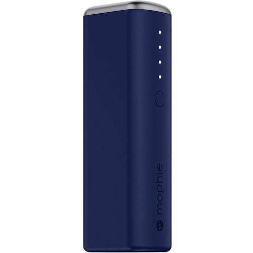 mophie power reserve 1X USB 2600mAh External Battery (Soft-Touch Blue)