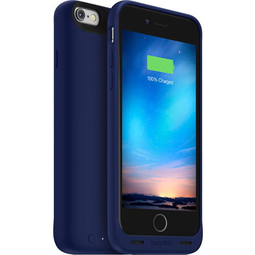 mophie juice pack reserve Battery Case for iPhone 6/6s (Blue)
