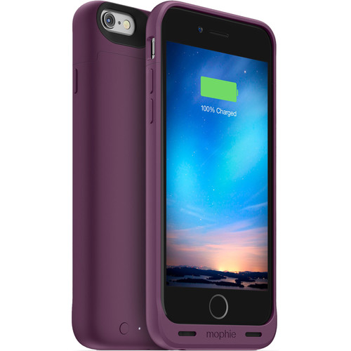 mophie juice pack reserve Battery Case for iPhone 6/6s (Purple)