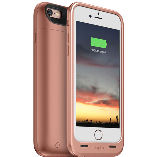 mophie juice pack air for iPhone 6/6s (Rose Gold)