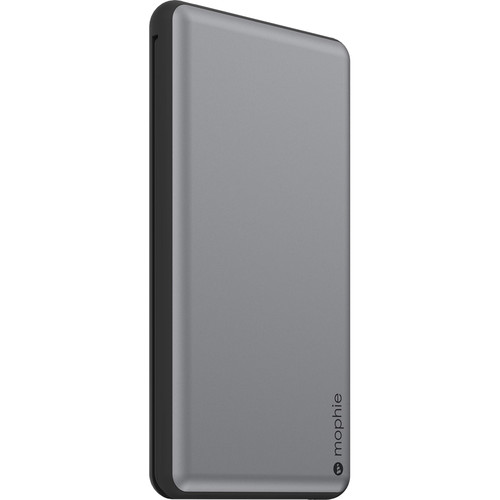 mophie Powerstation Plus XL 12,000mAh Battery Pack (Space Gray)
