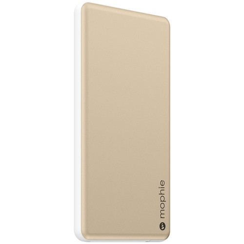 mophie Powerstation Plus Mini 4000mAh Battery Pack (Gold)