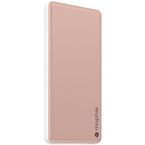 mophie Powerstation Plus Mini 4000mAh Battery Pack (Rose Gold)