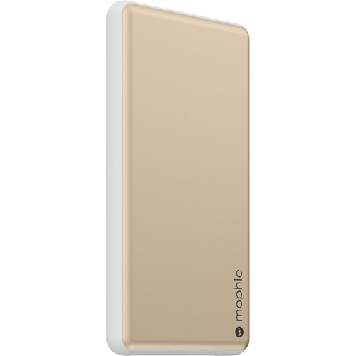 mophie Powerstation Plus 6000mAh Battery Pack (Gold)