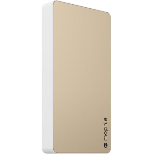 mophie Powerstation XL Dual-USB 10,000mAh Battery Pack (Gold)