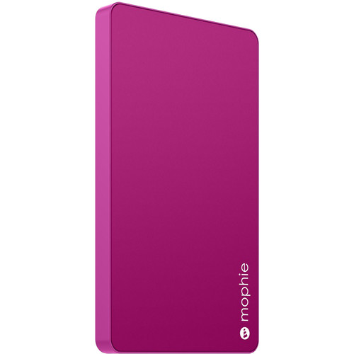mophie Powerstation Mini 3000mAh Battery Pack (Pink)
