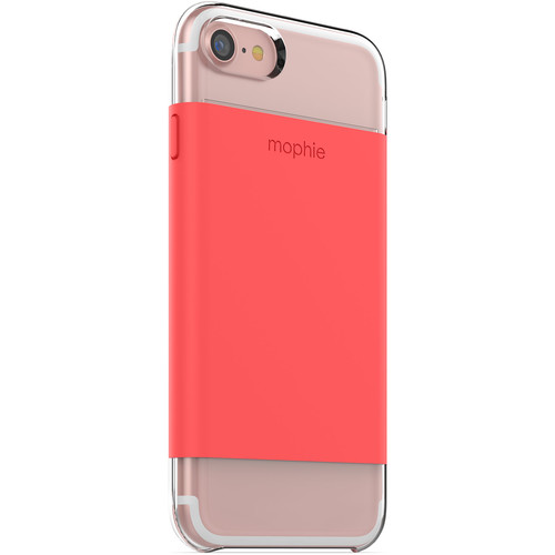 mophie Hold Force Base Case for iPhone 7 (Coral)