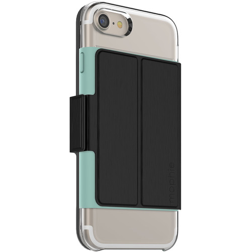 mophie Hold Force Folio for iPhone 7 (Black/Gray)