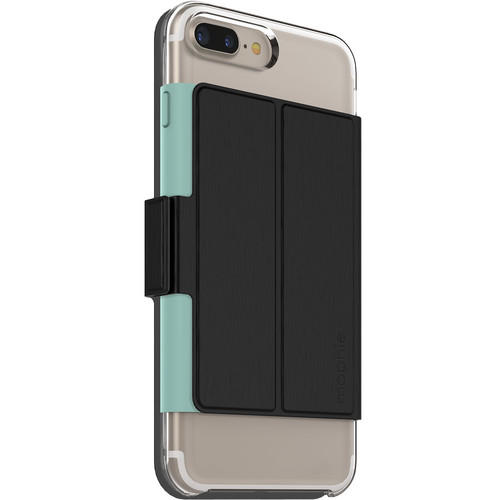 mophie Hold Force Folio for iPhone 7 Plus and iPhone 8 Plus (Black/Gray)