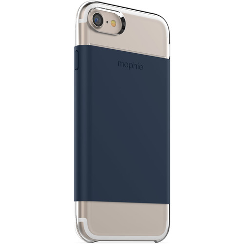 mophie Hold Force Base Case for iPhone 7 (Navy)