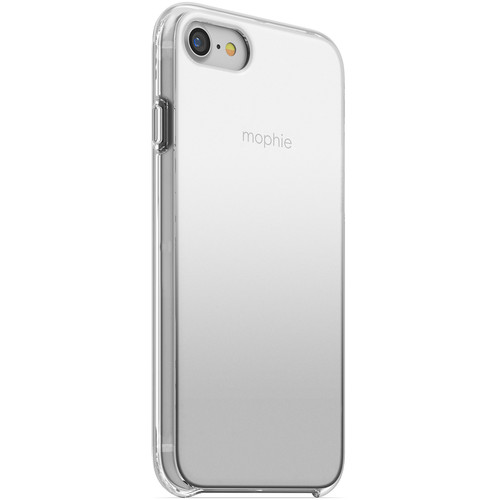 mophie Hold Force Base Case for iPhone 7 and iPhone 8 (Silver Gradient)