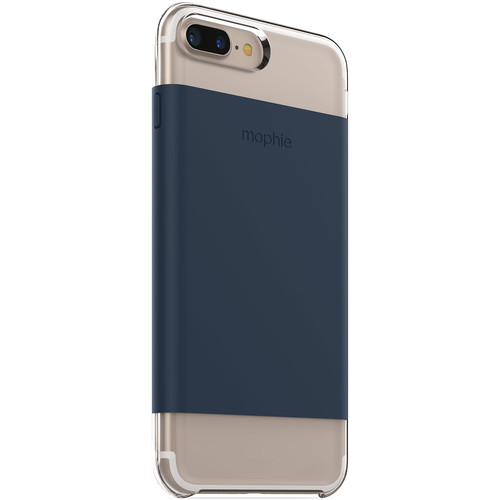 mophie Hold Force Base Case for iPhone 7 Plus (Navy)