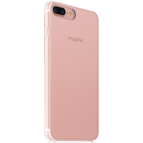 mophie Hold Force Base Case for iPhone 7 Plus (Rose Gold Gradient)