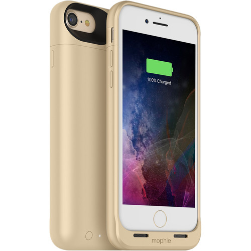 mophie juice pack air for iPhone 7 and iPhone 8 (Gold)