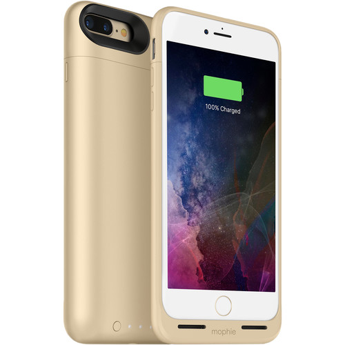 mophie juice pack air for iPhone 7 Plus (Gold)