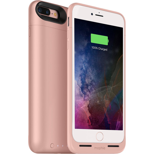 mophie juice pack air for iPhone 7 Plus (Rose Gold)