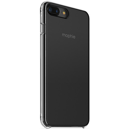 mophie Hold Force Base Case for iPhone 7 Plus and iPhone 8 Plus (Black Gradient)