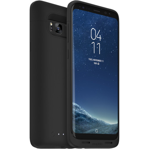 mophie juice pack for Galaxy S8+ (Black)