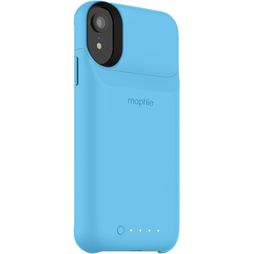 mophie juice pack access for iPhone XR (Blue)