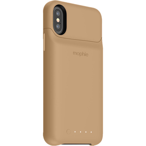 mophie juice pack access for iPhone X/Xs (Gold)