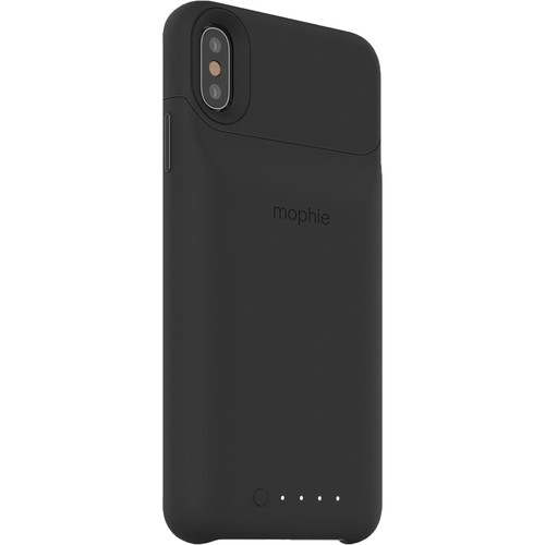 mophie juice pack access for iPhone Xs Max (Black)
