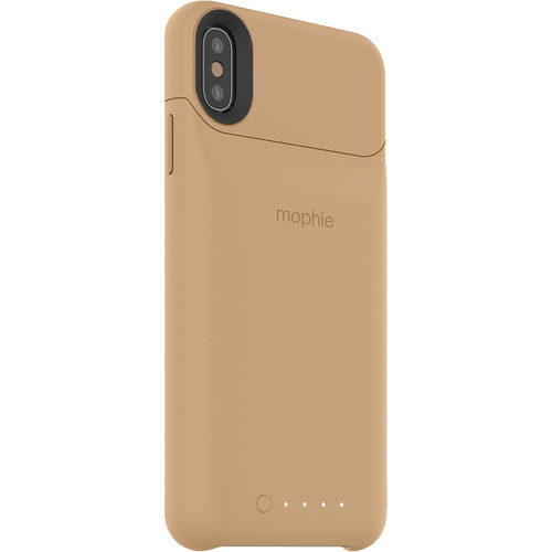 mophie juice pack access for iPhone Xs Max (Gold)