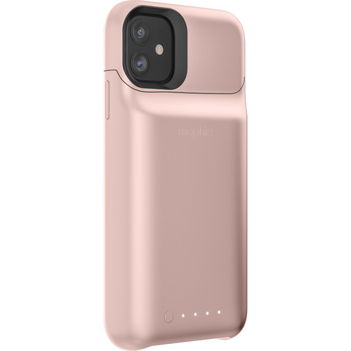 mophie juice pack access for iPhone 11 (Blush Pink)