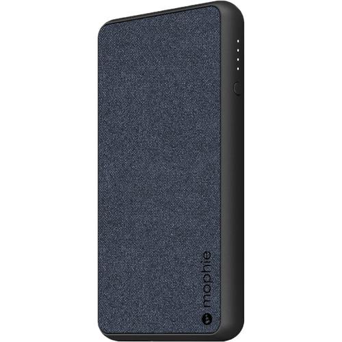 mophie powerstation plus 6040mAh Portable Charger (Blue)