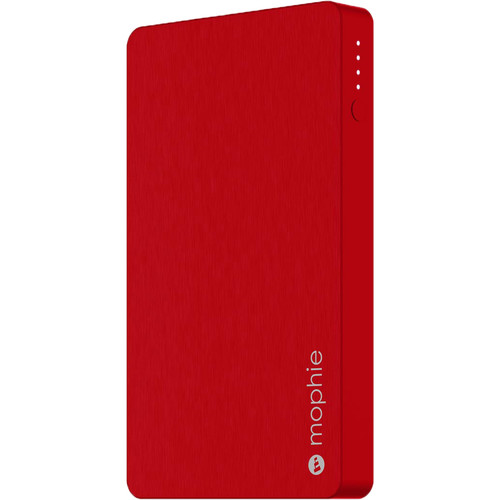 mophie powerstation with Lightning Connector 5050mAh Battery Pack (Red)