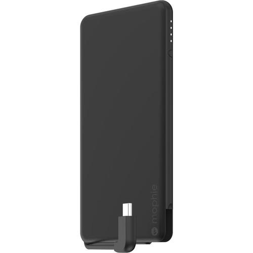 mophie powerstation plus mini 4000mAh USB Type-C Power Bank (Black)