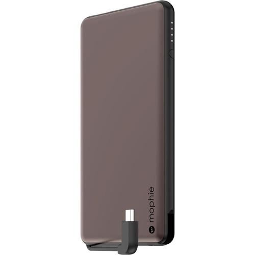 mophie 6000mAh powerstation plus USB Type-C Power Bank (Copper)